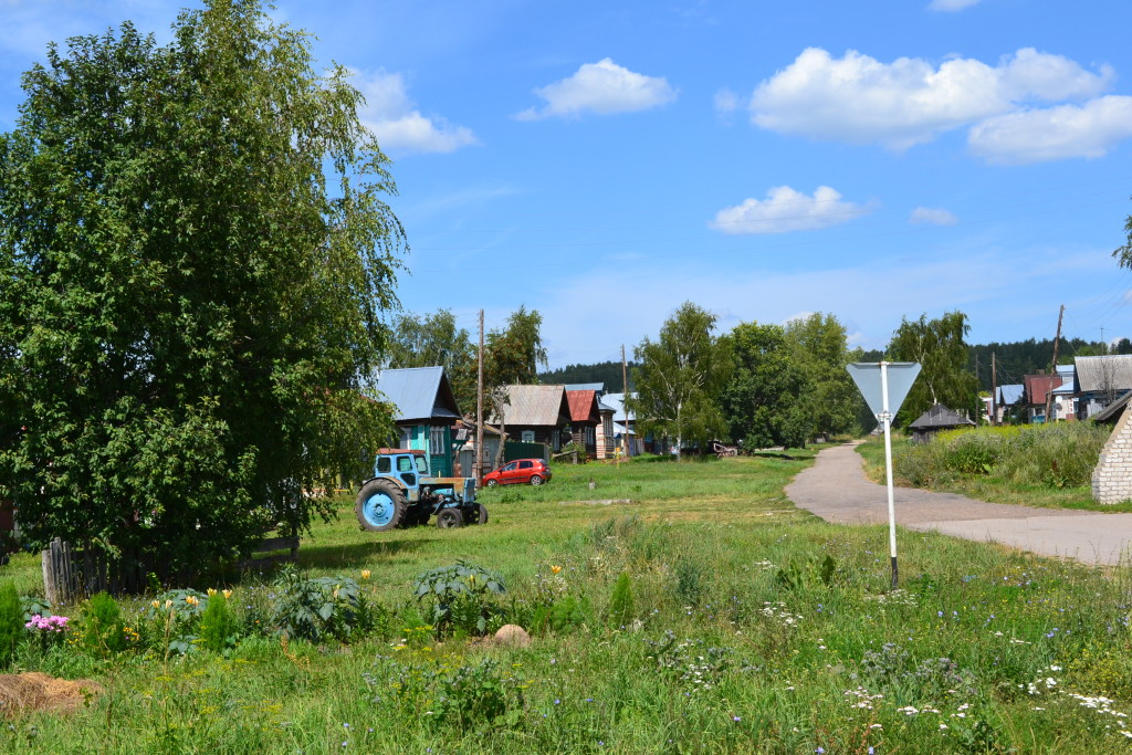 село Асташиха