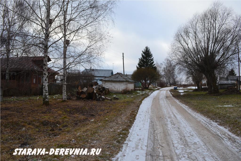 деревня Саурово