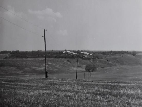 Деревня Саревка Лысковский район