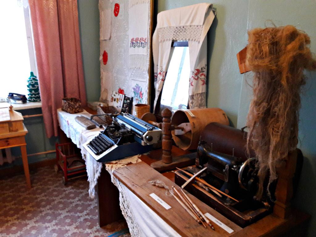 Музей поселек Нива2
