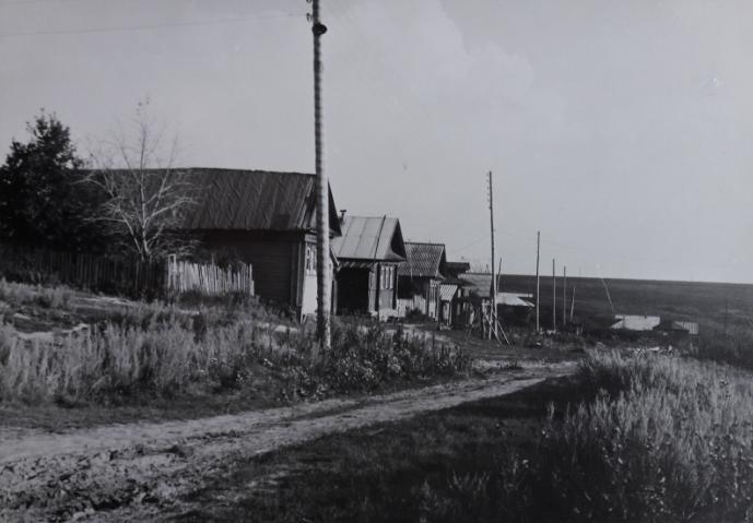 село Егорьевское Лысковский район