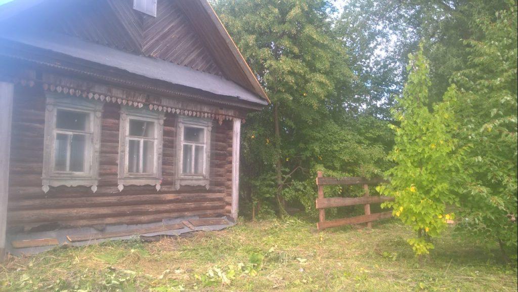 д. Яблонка Лысковский район