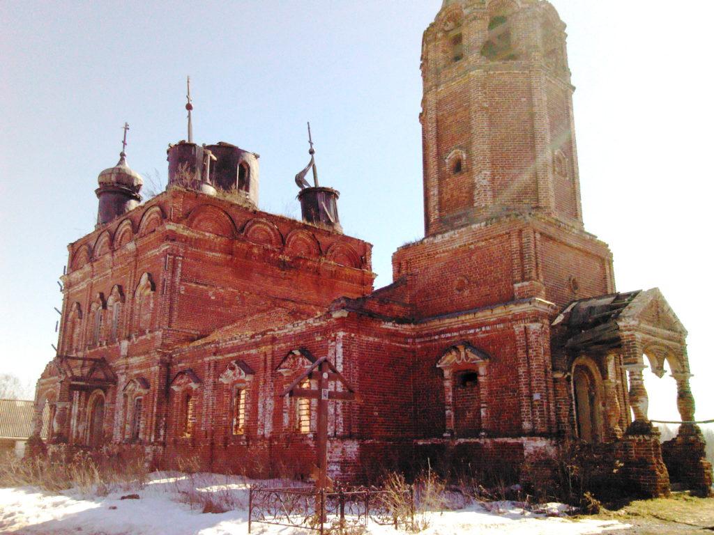 Линдо-Пустынь Нижегородская область. Харам.