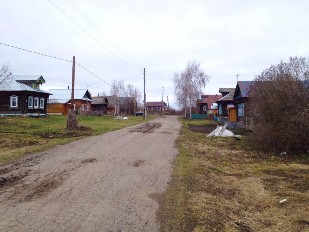 Саблуково.Спасский район.