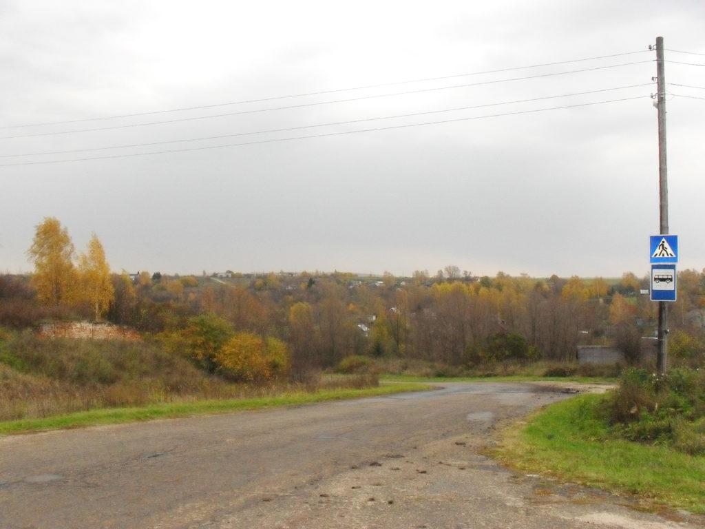 село Пелец. Нижегородская область.