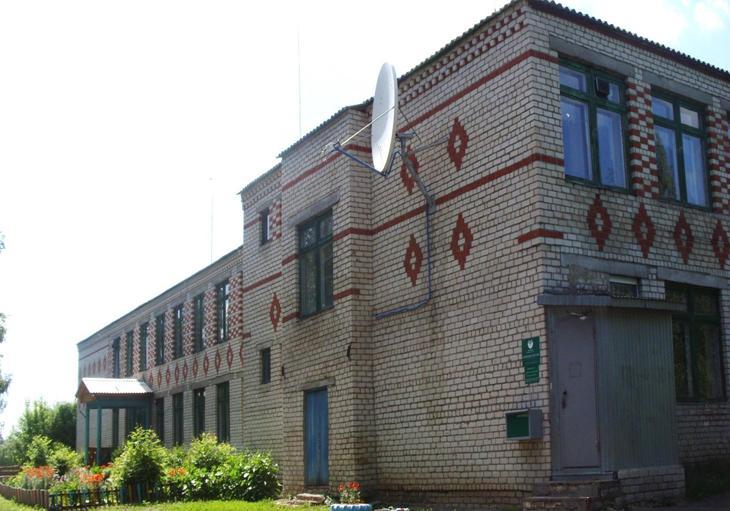 Высокоосельская средняя школа