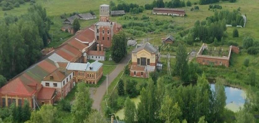 Турбанская прядильно-ткацкая фабрика