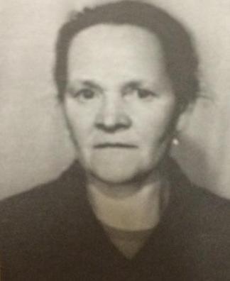 Чернова Римма Алексеевна - лучший работник торговли 1970 –х годов.