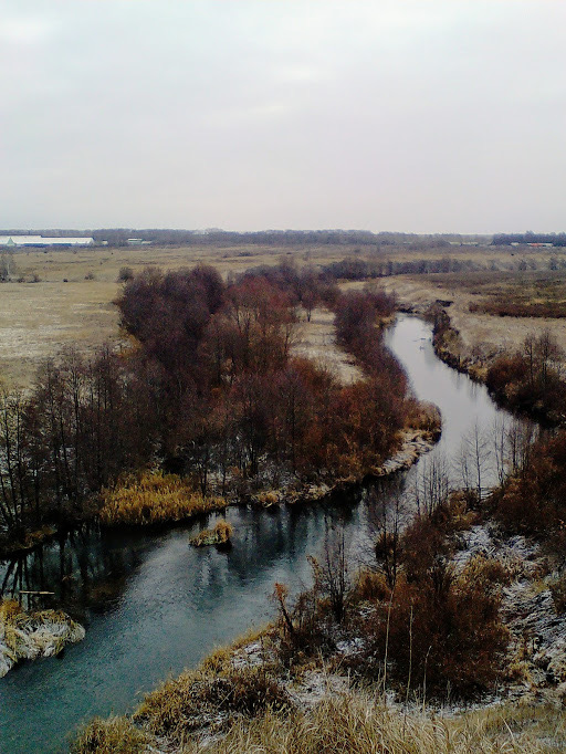 деревня Баранниково река сундовик