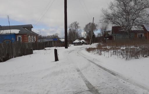 деревня Баранниково