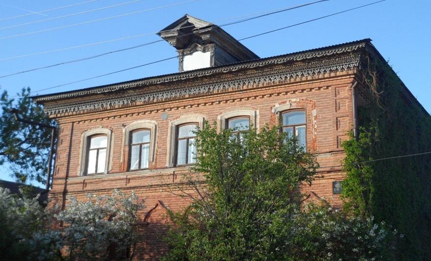 дом Алексея Ивановича Сорокина в Турбанке
