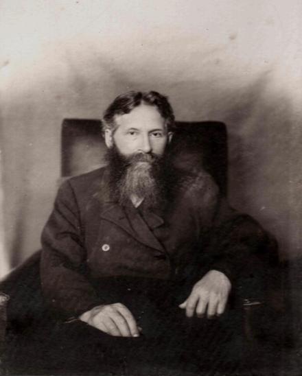 купец Алексей Иванович Сорокин