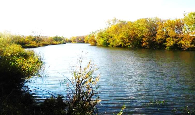 река Тау асты. Спасский район