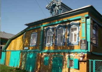 Дом Генералова Леонида Евстафьевича