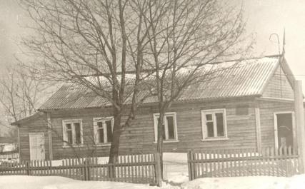 Дом Культуры. Село Вазьянка.