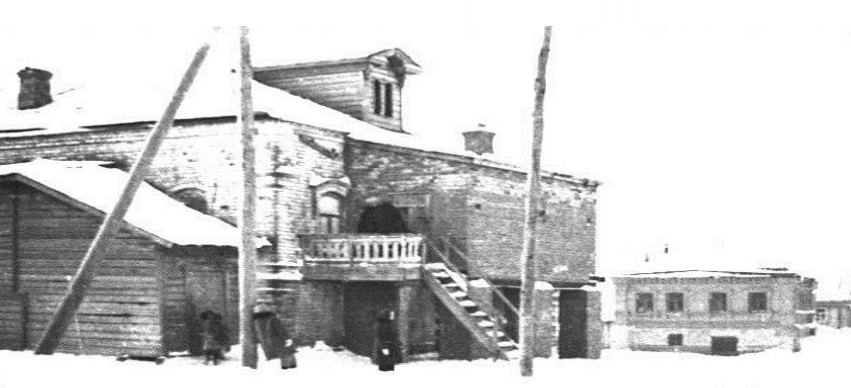 Красноватрасский сельский дом культуры в 1960-1970 годы